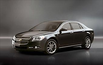 Новый Chevrolet Malibu представят в Детройте
