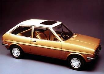 Ford Fiesta отметила 30-летний юбилей