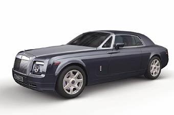 Rolls-Royce привез в Женеву роскошное купе