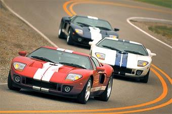 Ford свернет производство суперкара Ford GT