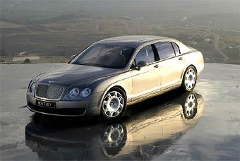 Компания Bentley увеличила производство на 31 процент