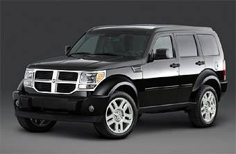 Dodge будет продавать в Европе новый внедорожник