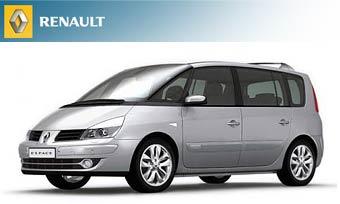 Renault обновляет модель Espace и готовит еще 26 новинок
