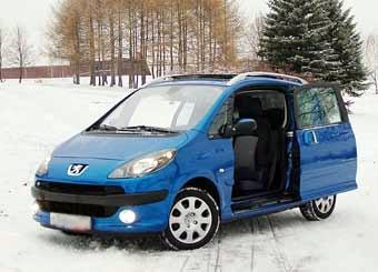 Peugeot отзывает все проданные в Германии Peugeot 1007