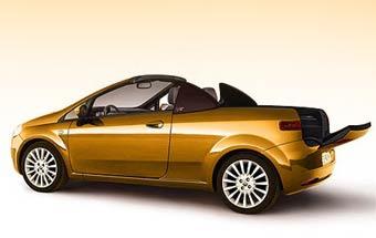 Fioravanti экспериментирует с новым Fiat Punto