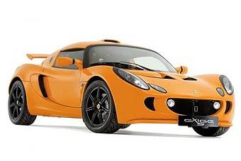Самый быстрый Lotus Exige покажут в Женеве