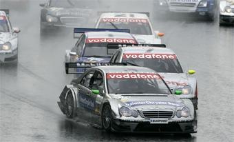 В чемпионате DTM будут участвовать десять автомобилей Mercedes