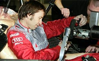 Хайнц-Харальд Френтцен подписал контракт с Audi