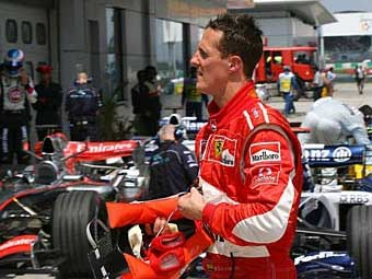 Братья Шумахеры наказаны за смену моторов на Гран-при Малайзии