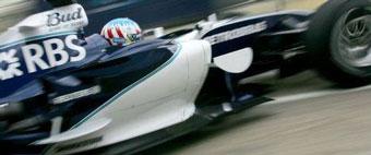 Лучшее время свободных заездов Формулы-1 в Малайзии показал тест-пилот Williams
