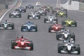 Конкурент Формулы-1 умрет, не родившись