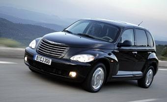 Chrysler выпустил миллионный PT Cruiser