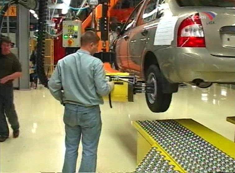 Спасать качество работы АвтоВАЗа будут 500 человек