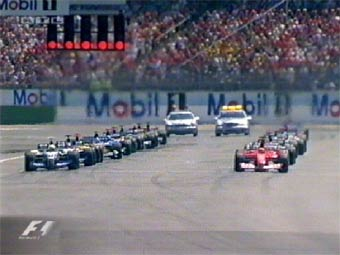 Команды Формулы-1 выступают против унифицированных блоков управления двигателем