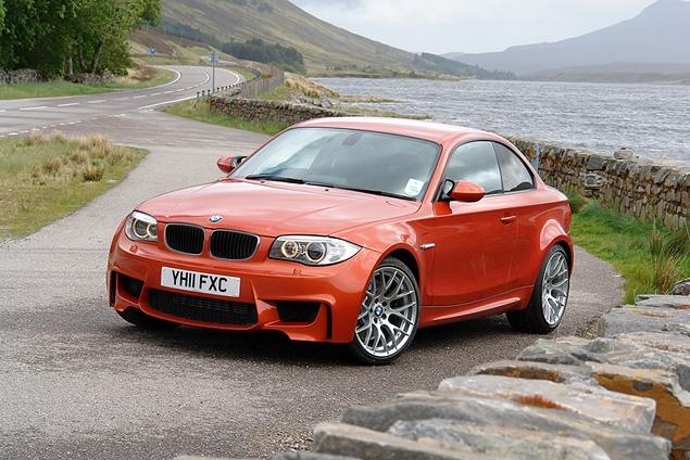 """Знакомимся с самой быстрой """"единичкой"""" - BMW 1-Series M Coupe"""