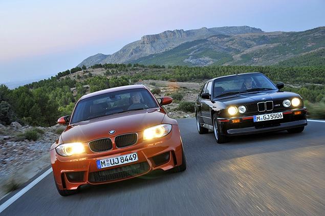 """Знакомимся с самой быстрой """"единичкой"""" - BMW 1-Series M Coupe. Фото 2"""