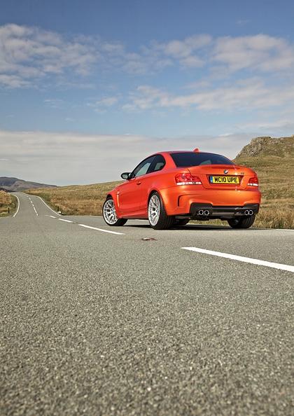 """Знакомимся с самой быстрой """"единичкой"""" - BMW 1-Series M Coupe. Фото 5"""