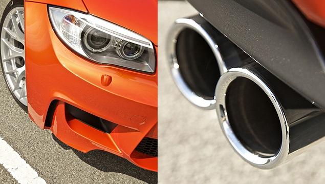 """Знакомимся с самой быстрой """"единичкой"""" - BMW 1-Series M Coupe. Фото 6"""