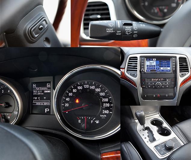 Тест-драйв Jeep Grand Cherokee. Фото 3