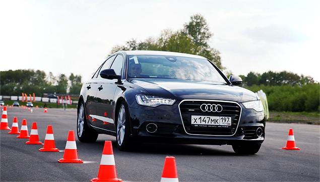 Сравниваем Audi A6 с BMW 5-Series и Mercedes-Benz E-Class. Фото 2