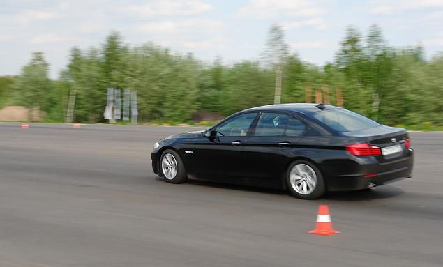 Сравниваем Audi A6 с BMW 5-Series и Mercedes-Benz E-Class. Фото 5