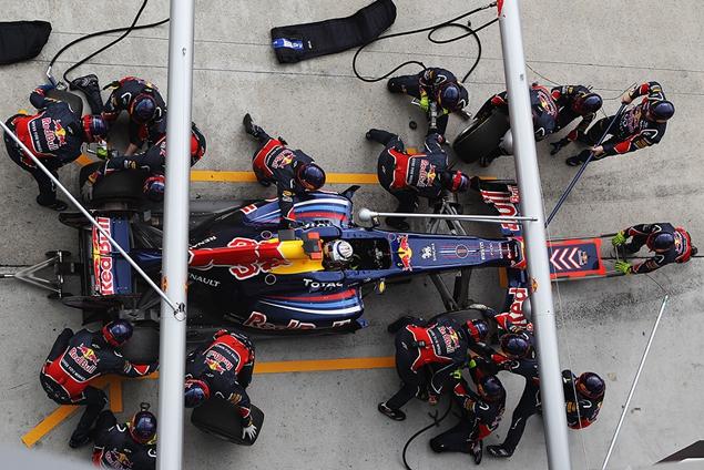 Интервью с главным шинником Формулы-1 Полом Хэмбри