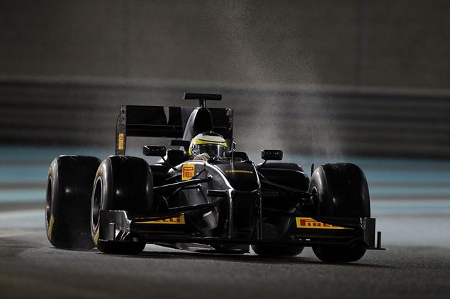 Интервью с главным шинником Формулы-1 Полом Хэмбри. Фото 1