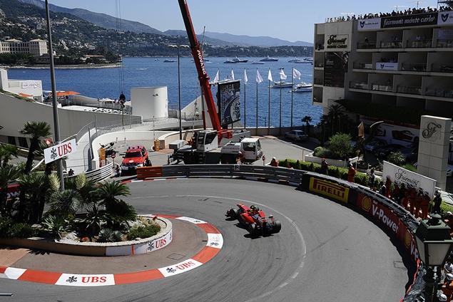 Гран-при Монако закончилось еще одной победой Феттеля