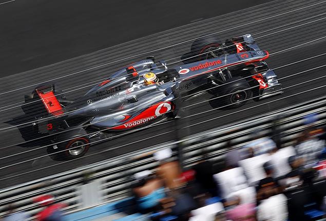Гран-при Монако закончилось еще одной победой Феттеля. Фото 2