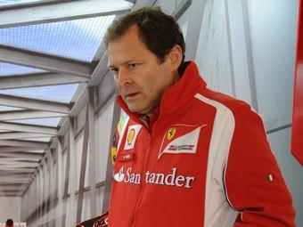Отстраненного технического директора команды Ferrari перевели в отдел дорожных машин