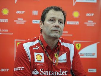 Технический директор команды Формулы-1 Ferrari ушел в отставку