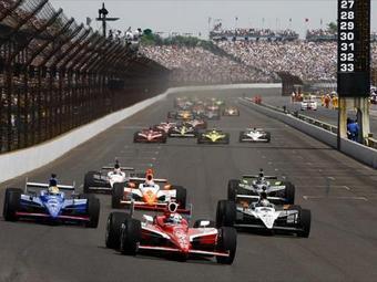 """Телерейтинги гонки """"Инди-500"""" выросли на семь процентов"""