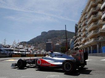На Гран-при Монако команда просила Хэмилтона сойти с дистанции