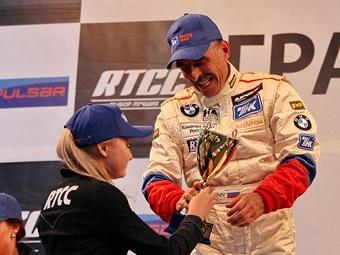 Михаил Ухов выиграл второй этап российского кузовного чемпионата