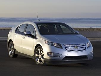 Администрация Обамы приобретет сто гибридов Chevrolet Volt