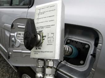"""""""Газпром"""" собрался газифицировать городской транспорт"""