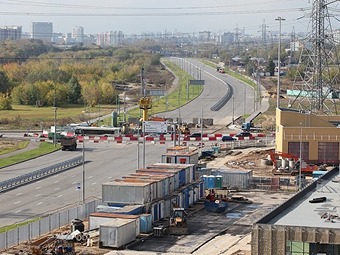 Магистраль между шоссе Энтузиастов и Измайловским шоссе завершат до конца года