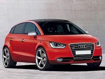 Предвестника нового Audi A2 покажут во Франкфурте
