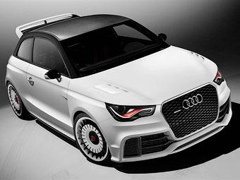 Компания Audi представила 503-сильный хэтчбек A1