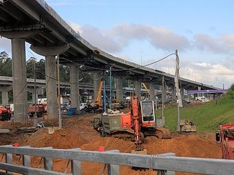 На Ленинградском шоссе построят новую развязку