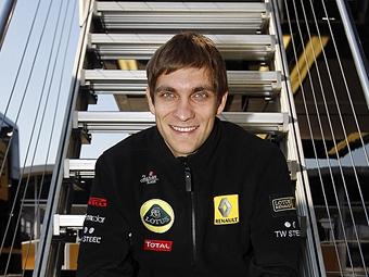 Петров вернется в Формулу-1 к следующей гонке