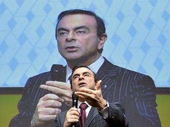 """Глава Renault возьмет под личный контроль сотрудничество с """"АвтоВАЗом"""""""