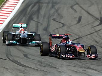 У Mercedes GP и Toro Rosso появился общий совладелец