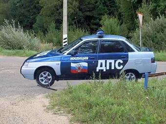 На трассе Москва-Архангельск установят картонных гаишников