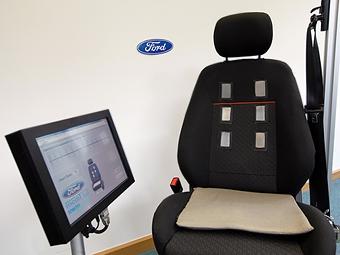 Автомобили Ford предупредят водителя о риске сердечного приступа