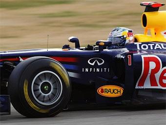 Infiniti и команда Формулы-1 Red Bull вместе разработают дорожный автомобиль