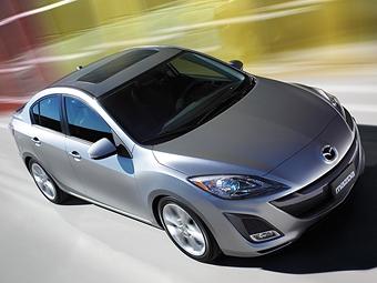 Японцы выпустили три миллиона автомобилей Mazda3