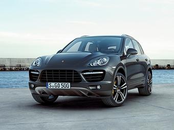 На Porsche Cayenne в Китае образовались двухгодичные очереди