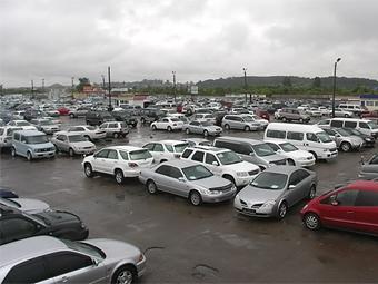 Россия стала четвертой на рынке подержанных автомобилей в Европе