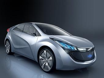 "Hyundai представит конкурента ""Приуса"" в 2013 году"